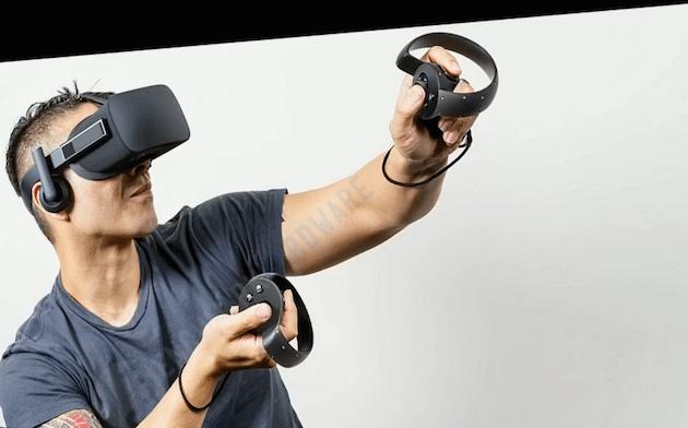 Oculus Touch estará disponible a partir del 6 de diciembre