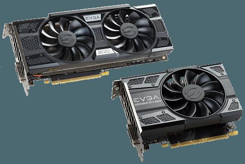 EVGA presenta sus modelos para GTX 1050 Ti y 1050