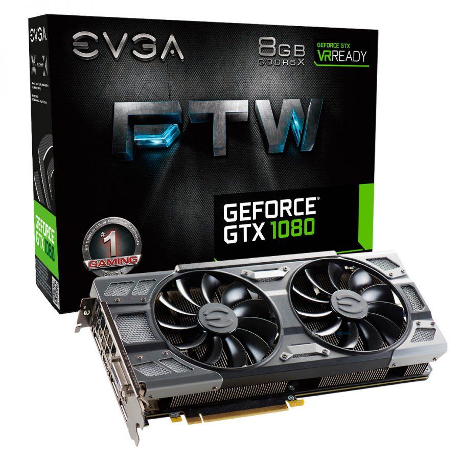Las GTX 1080 y 1070 de EVGA tienen serios problemas de temperatura