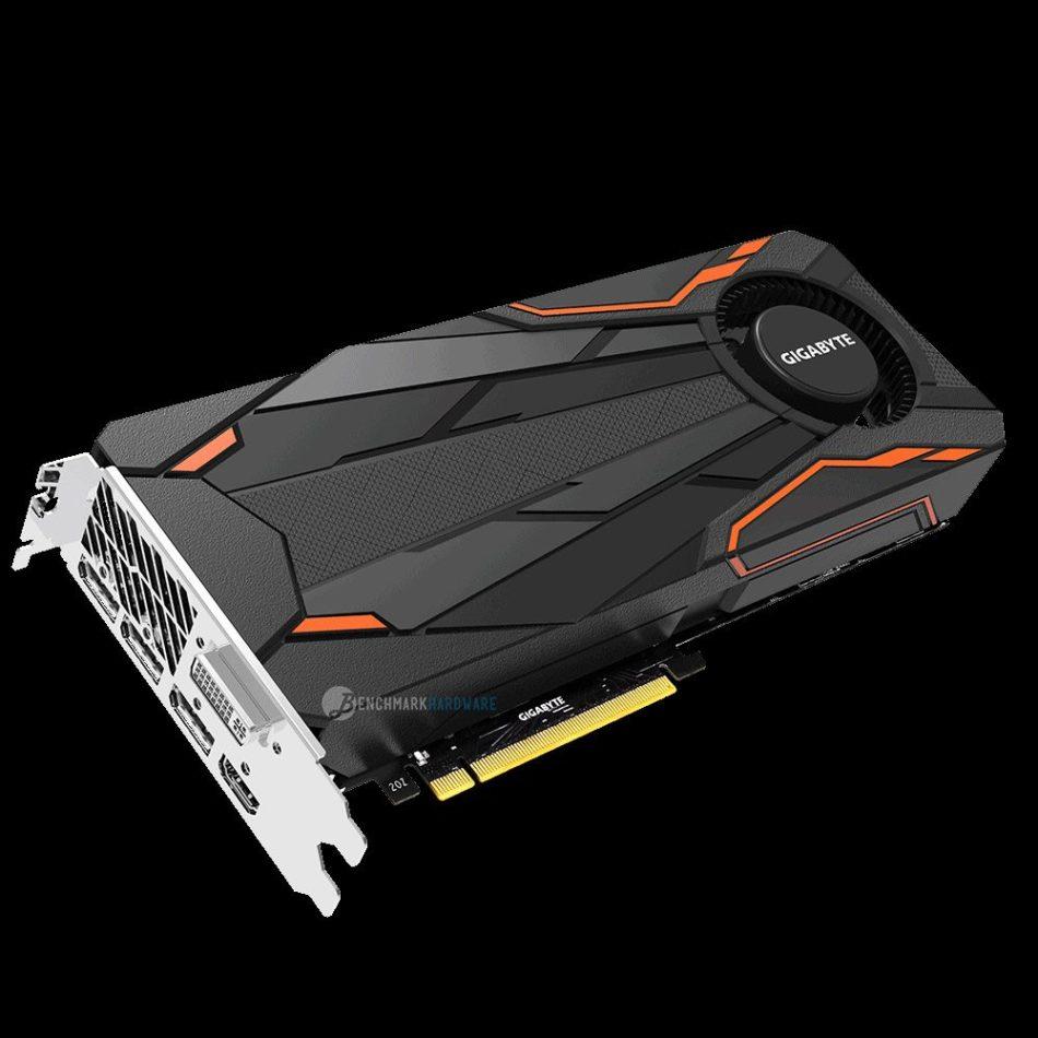 Gigabyte GTX 1080 Turbo, la GPU con disipación de referencia