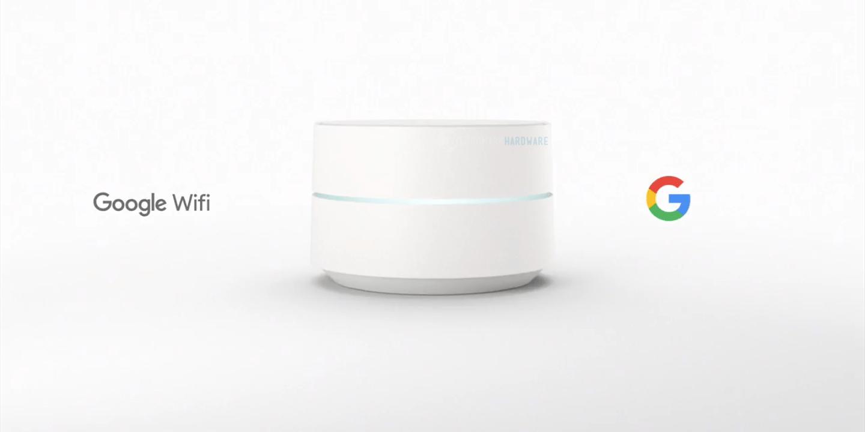 Google presenta su propio router inalámbrico, Google Wi-Fi