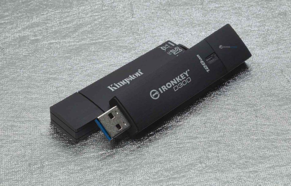 Kingston Digital lanza los USBs Ironkey D300 y Ironkey D300 con gestión de cifrado
