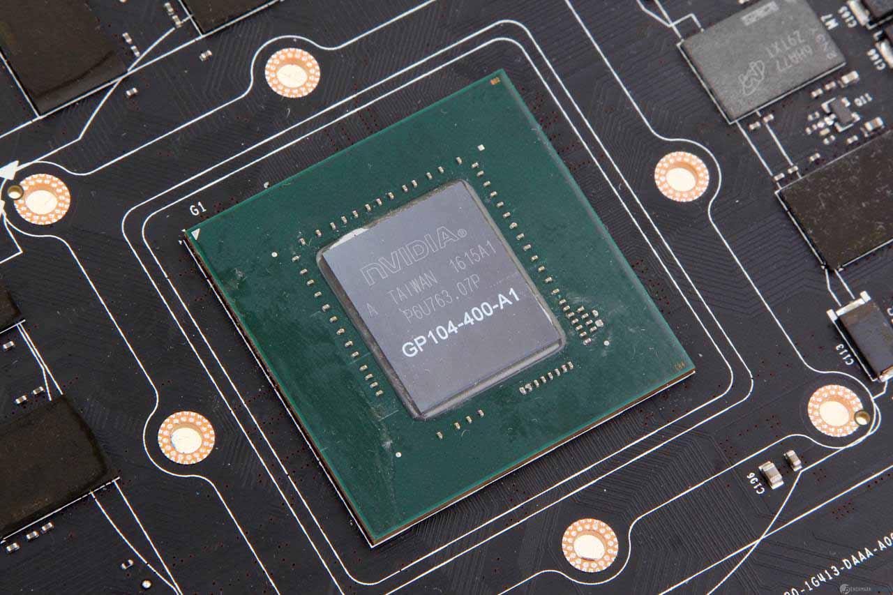 Primeras soluciones a los problemas de BIOS de las GTX 1070