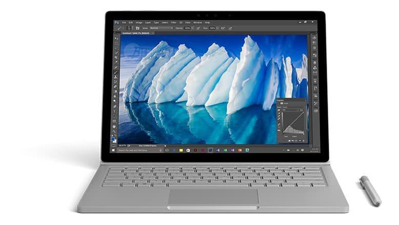Microsoft desata todo su potencial con Microsoft Surface Book