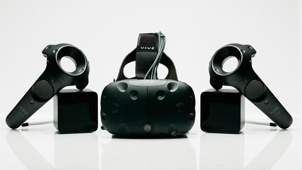 Valve muestra un nuevo mando para HTC Vive
