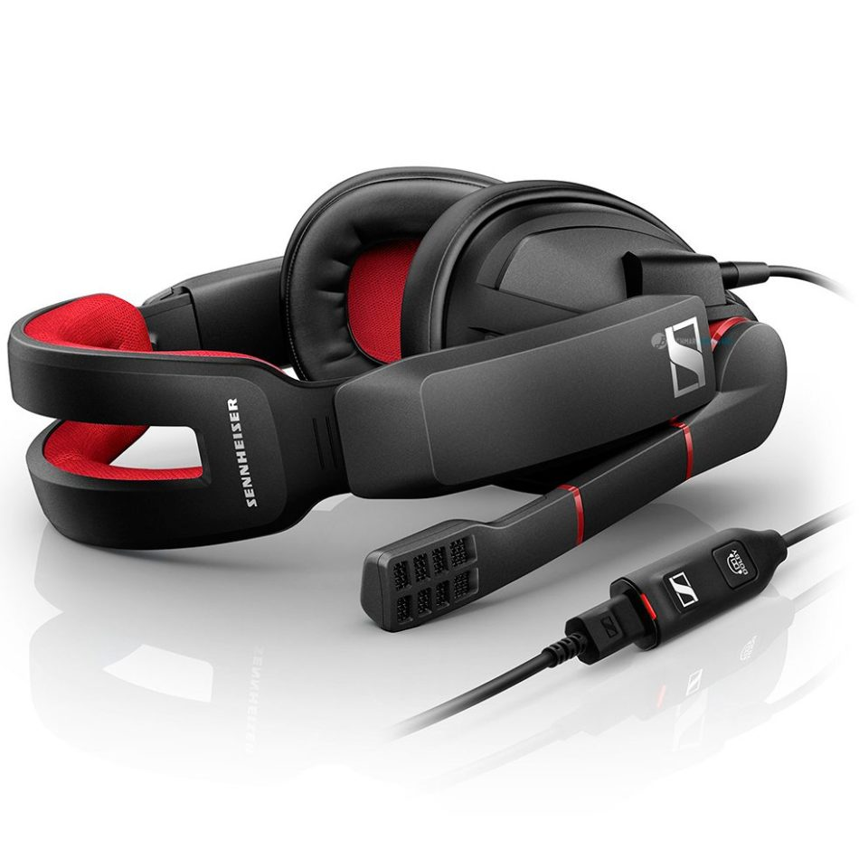 Sennheiser presenta sus nuevos auriculares GSP 350