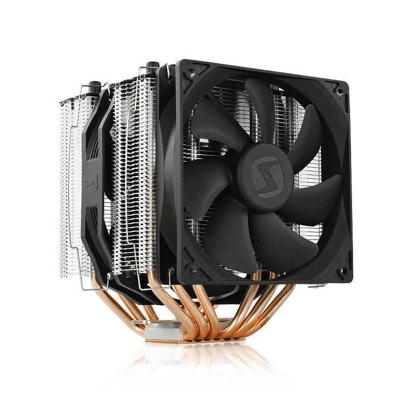SilentiumPC presenta el Grandis 2 XE1436, su nuevo disipador
