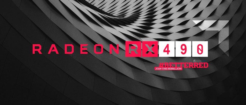 La AMD RX 490, aparece listada en una tienda