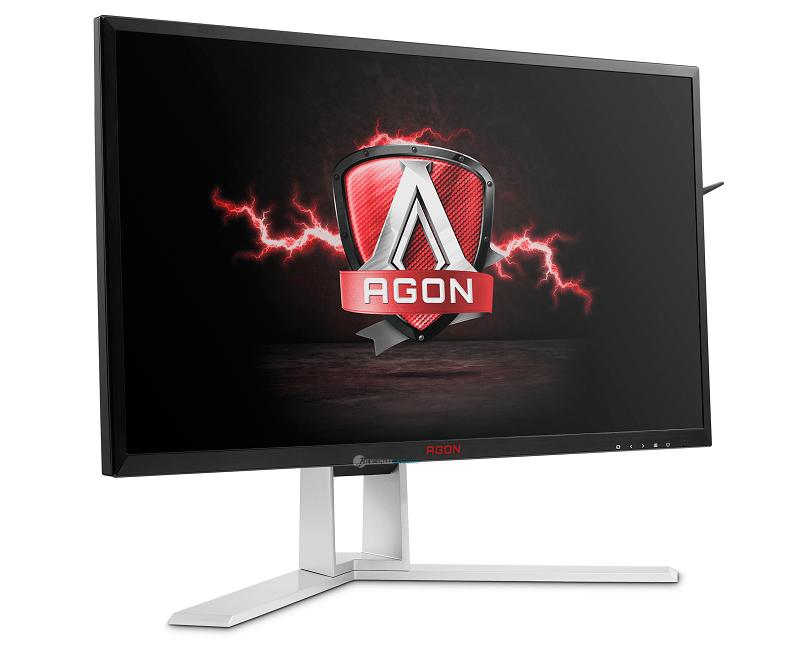 AOC anuncia su nuevo monitor de 240 Hz con FreeSync
