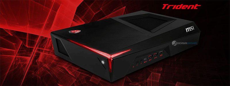 MSI Trident, el PC Gaming compacto para tu salón