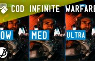 Comparativa gráfica Call of Duty: Infinite Warfare