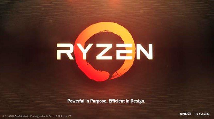 AMD Ryzen, los procesadores de gama alta de AMD Zen
