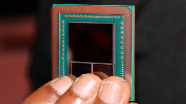 CES 2017: AMD muestra Vega y HBM2
