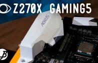 Gigabyte AORUS Z270X Gaming 5 – Análisis