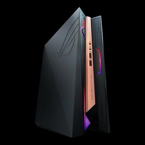 GR8 II, el nuevo mini pc gaming de ASUS Republic of Gamers
