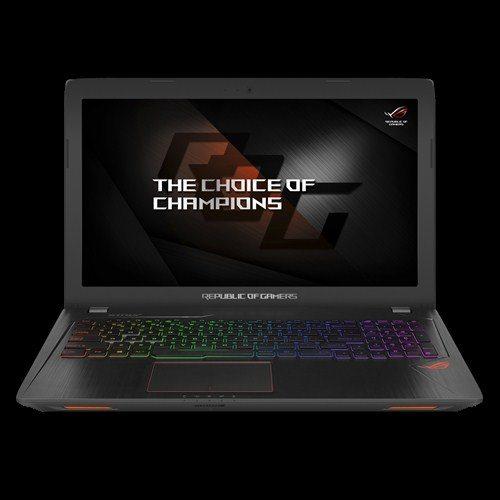 ASUS presenta su nuevo portatil gaming, el ROG Strix GL553VD