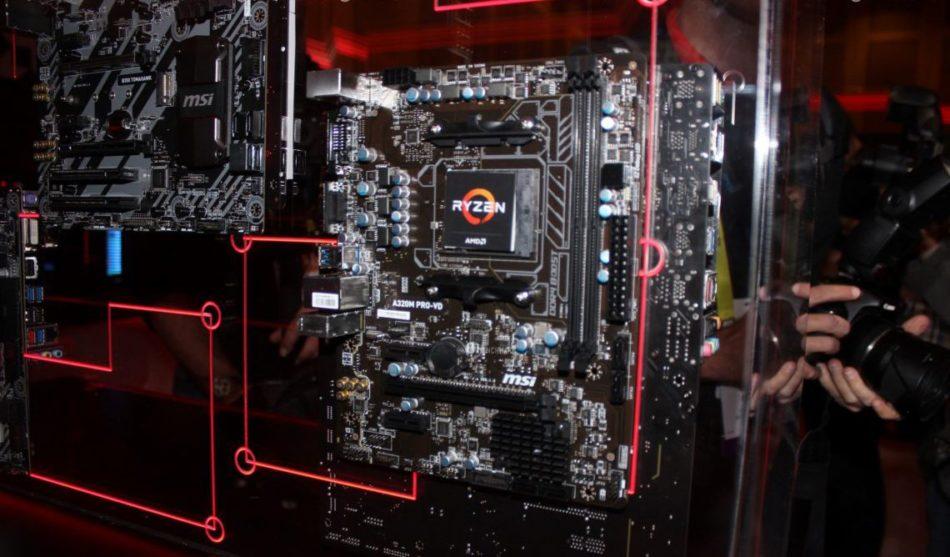 El chipset AMD B350 no tendrá soporte para SLI