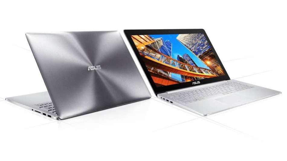 Filtradas las características del Asus ZenBook Pro