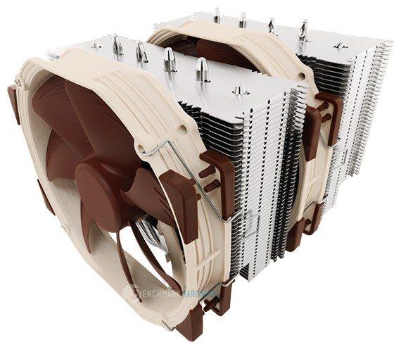 Noctua lanza tres ediciones especiales de sus coolers para socket AM4