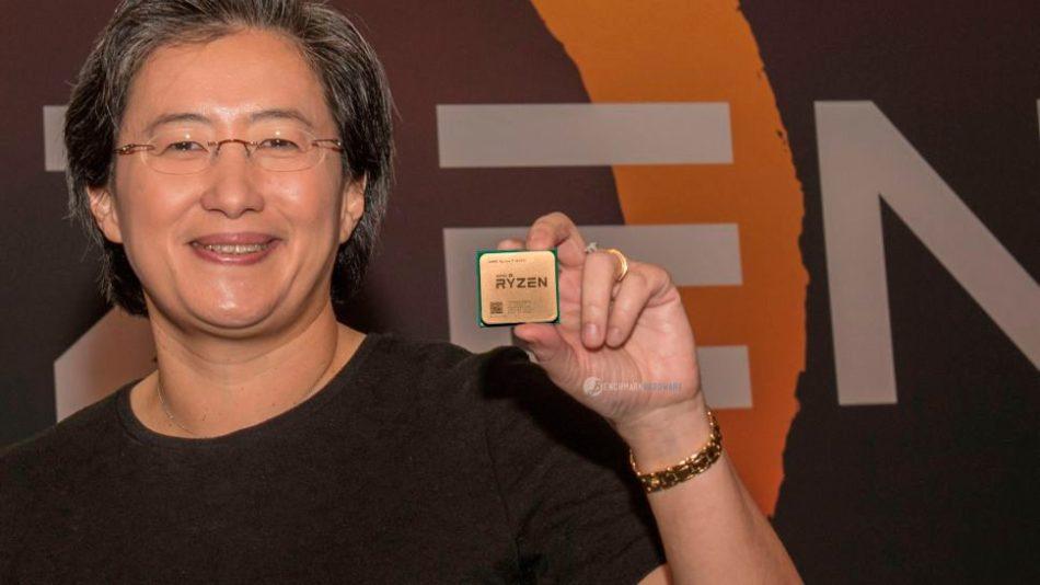Los procesadores AMD Ryzen™ 7 ya están disponibles