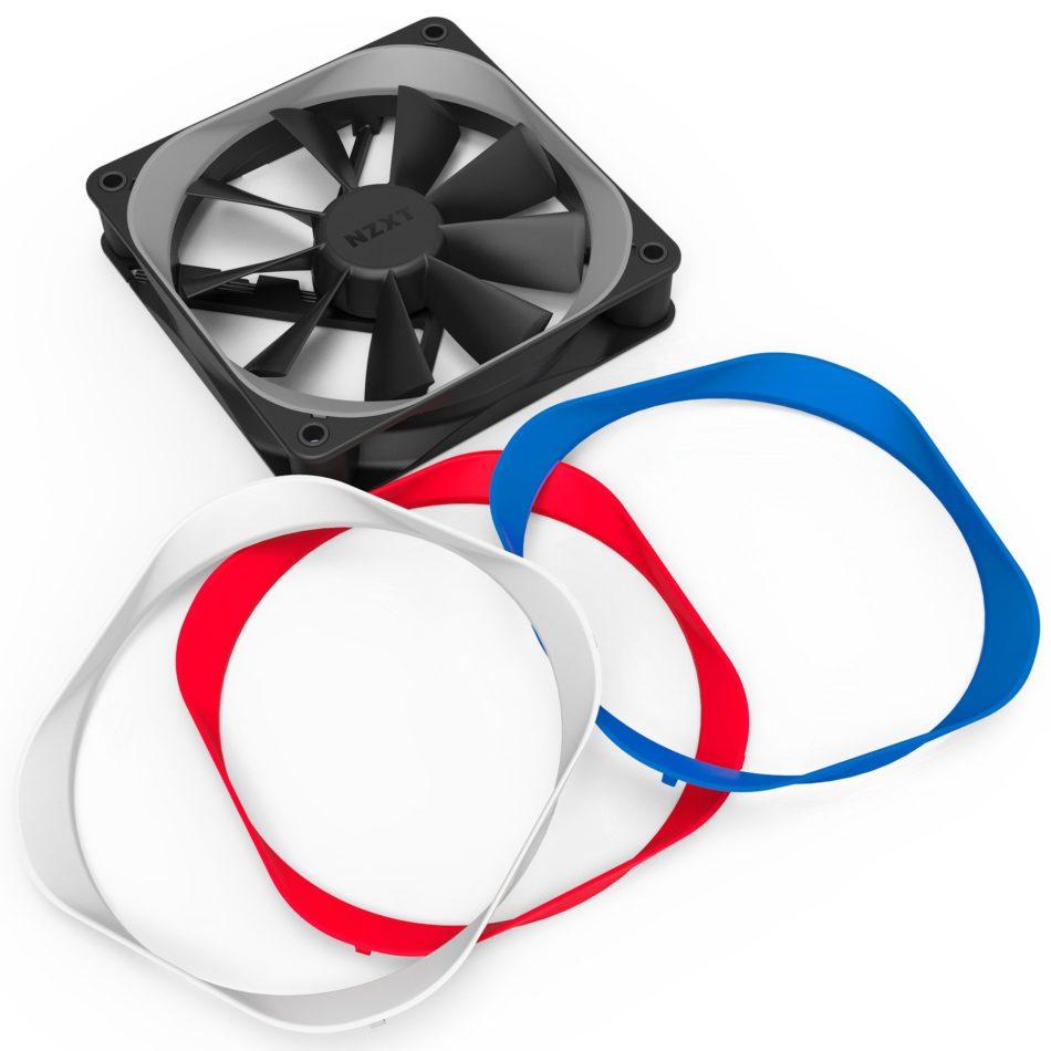 Aer F, el nuevo ventilador de alto rendimiento de NZXT