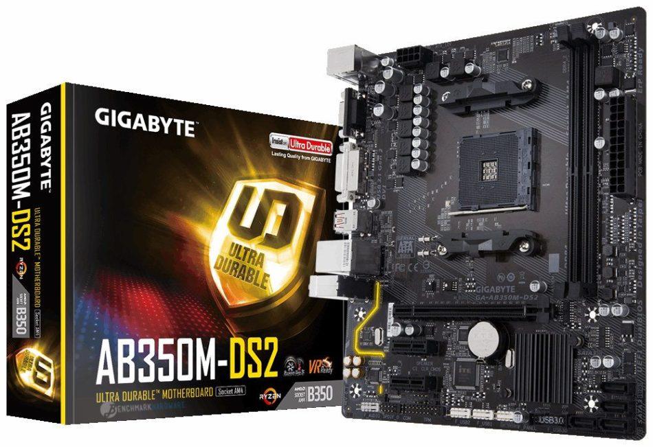Gigabyte toma la delantera para el chipset A320 con su placa A320M-HD2
