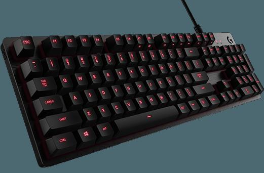 Logitech G G413, teclado mecánico con cuerpo de aluminio