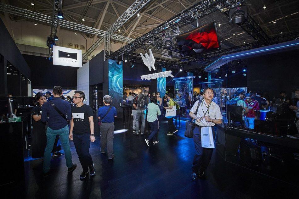 Acer comienza Computex 2017 con reconocimientos a su innovación, VR, Gaming y almacenamiento en la nube