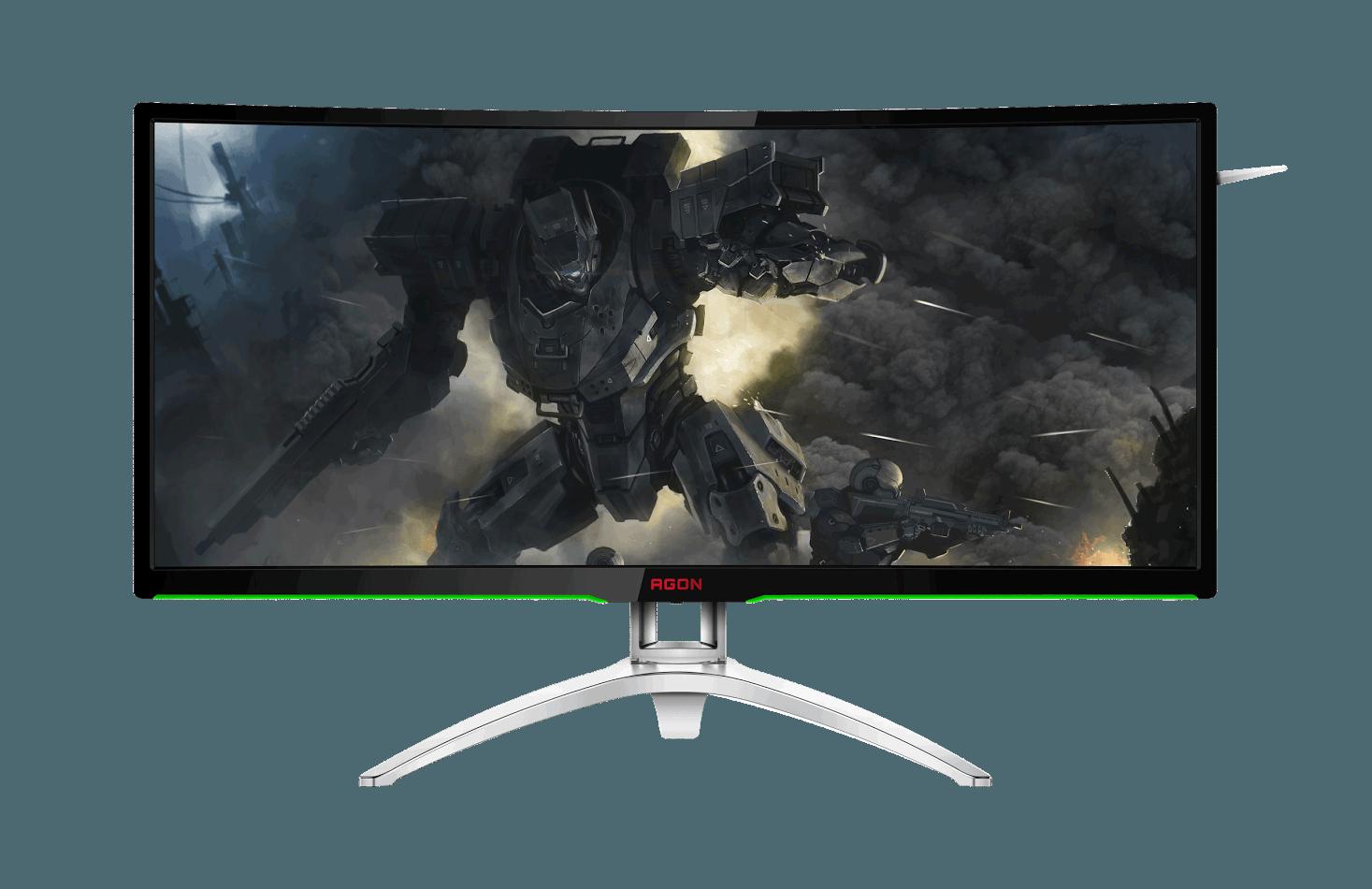 AOC lanza un monitor AGON  de 240Hz y con G-SYNC en la Gamescom 2017