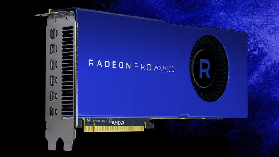 AMD Radeon Pro WX 9100 y Radeon Pro SSG, las nuevas GPUs para el sector profesional