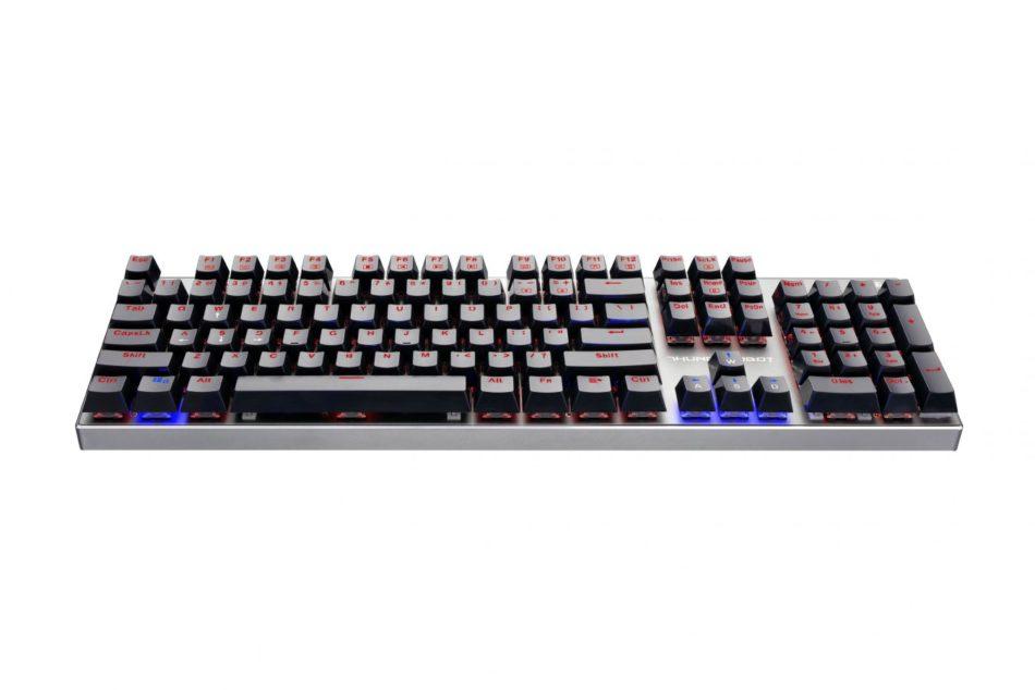Los teclados gaming de Thunderobot llegan a Europa
