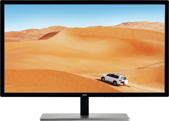 AOC Q3279VWF, un monitor asequible de 31.5″ con resolucion 2K