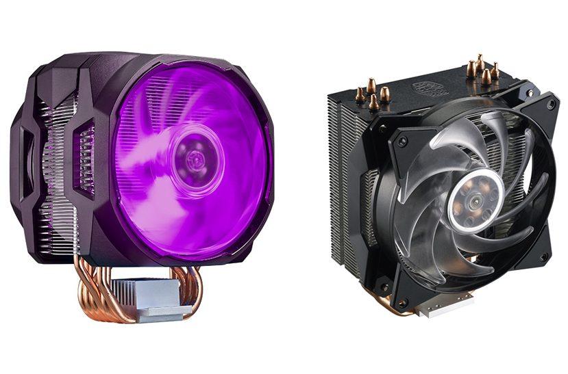 MasterAir MA410P y MA410P, nuevos disipadores de Cooler Master