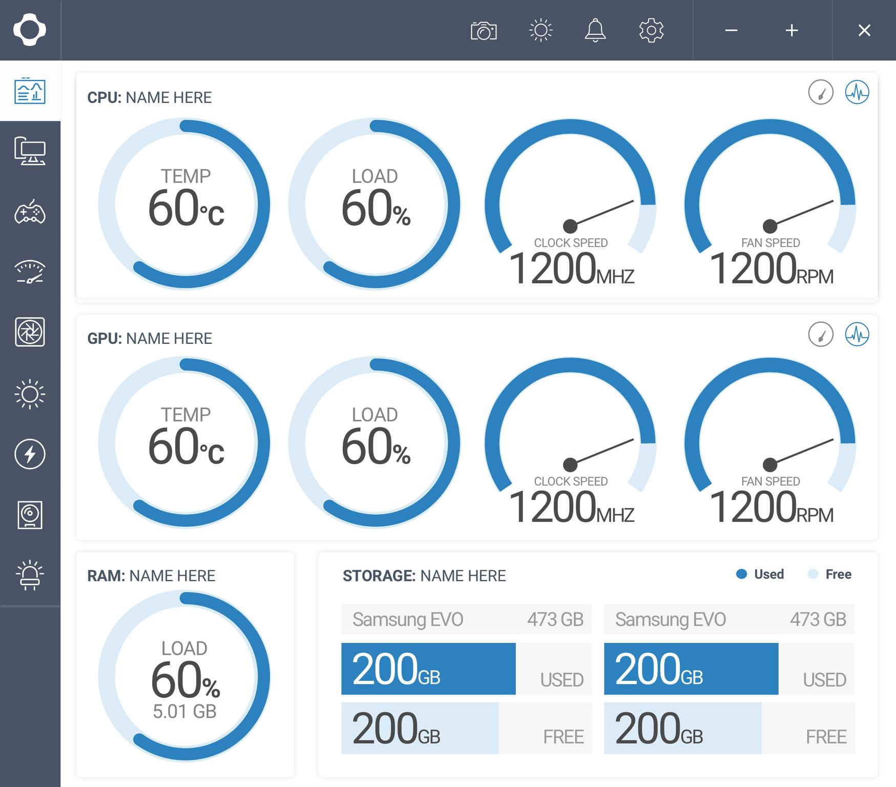 NZXT CAM se actualiza a la versión 3.5