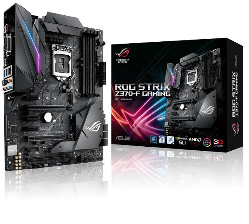 ASUS Republic of Gamers presenta las series de placas base Maximus X y Strix Z370