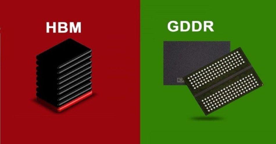 GDDR6 en las próximas gráficas de AMD