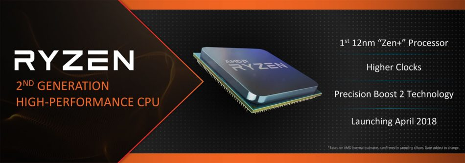 AMD Ryzen 2000 será más barato de lo que parecía