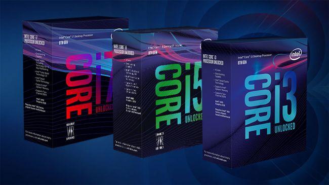 Las nuevas CPUs Intel Coffee Lake y chipsets llegarian en Marzo