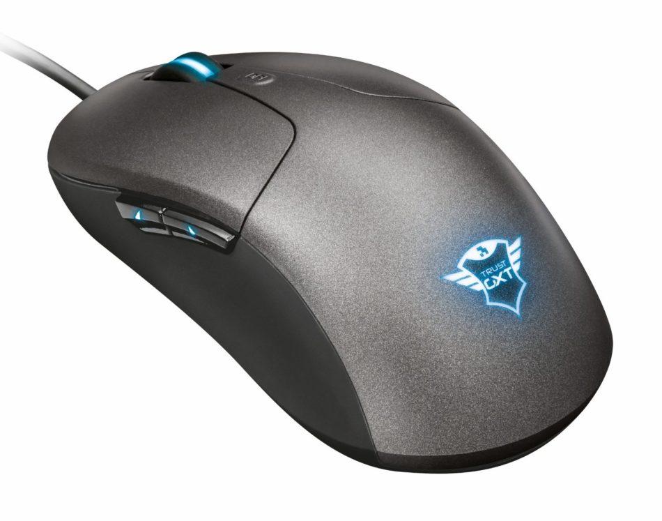 Trust Kusan, el nuevo ratón Gaming desarrollado por Trust Gaming en colaboración con Epsilon eSports
