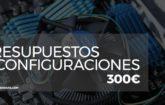 Presupuesto PC Gaming 300€ – Marzo 2018