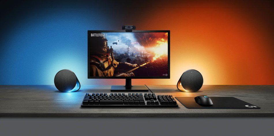 Logitech G presenta el teclado G513 y los altavoces G560
