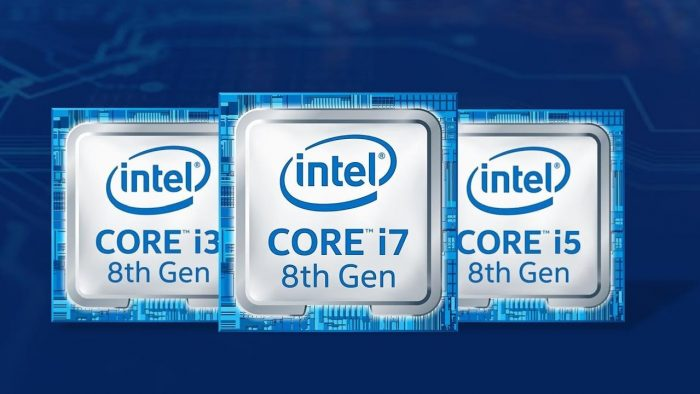Primeros benchmarks del Intel Coffee Lake i7-8750H