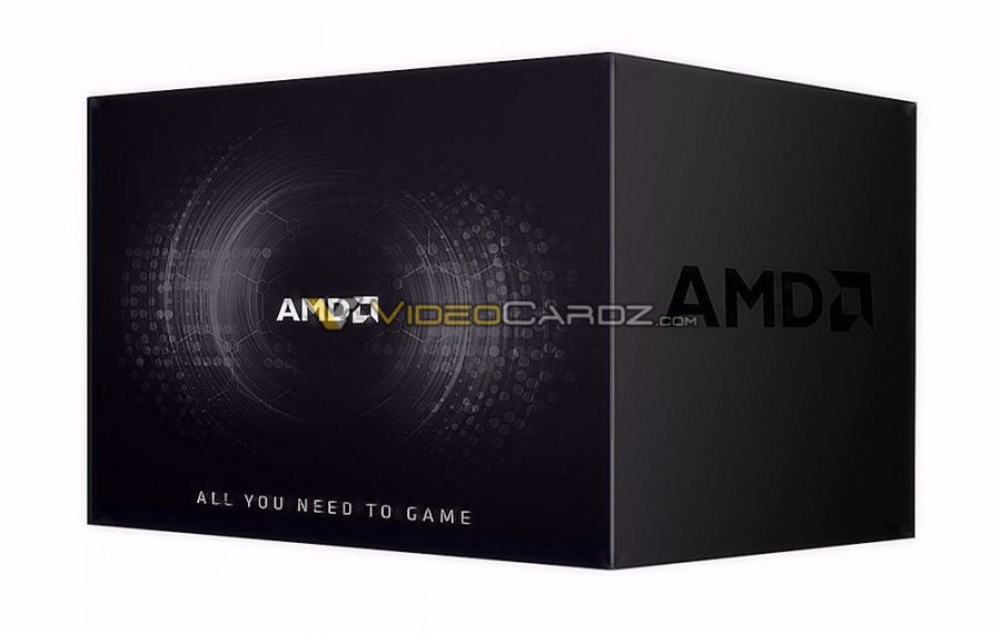 Combat Crate, el pack definitivo de AMD