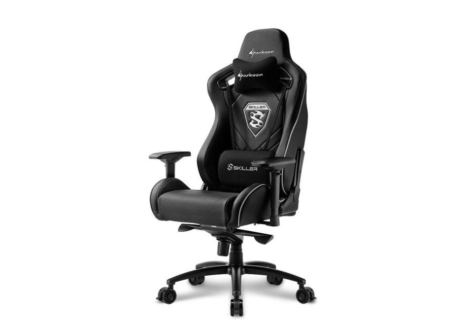 Sharkoon anuncia su nueva silla gaming Skiller SGS4