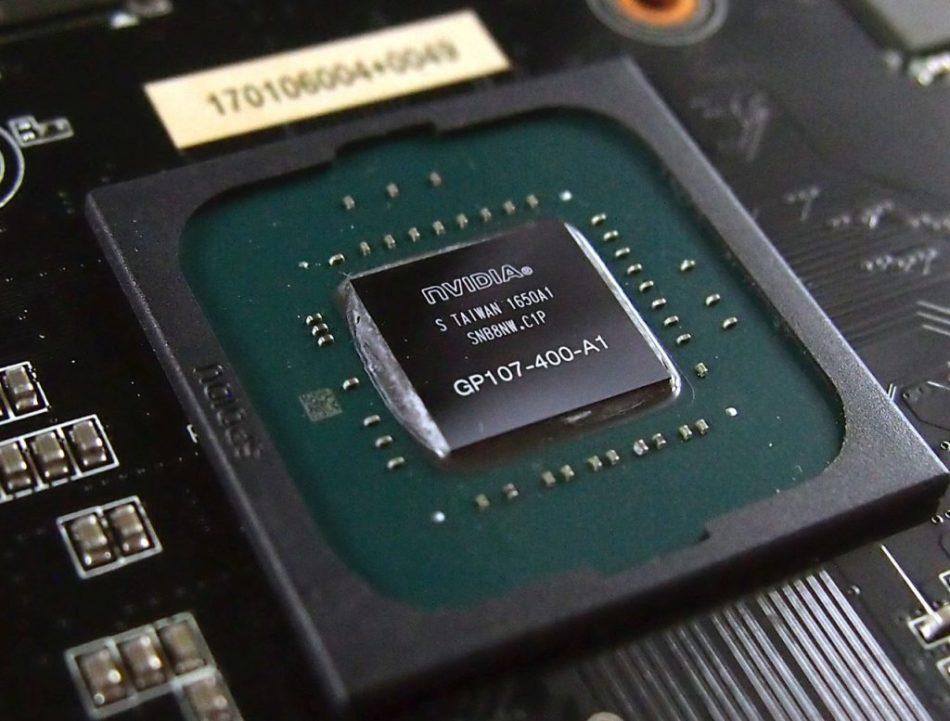 Primeras filtraciones de una posible NVIDIA RTX 2050