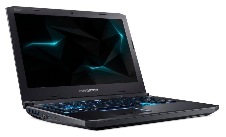 Acer lanzará el primer portátil con AMD Ryzen y RX Vega
