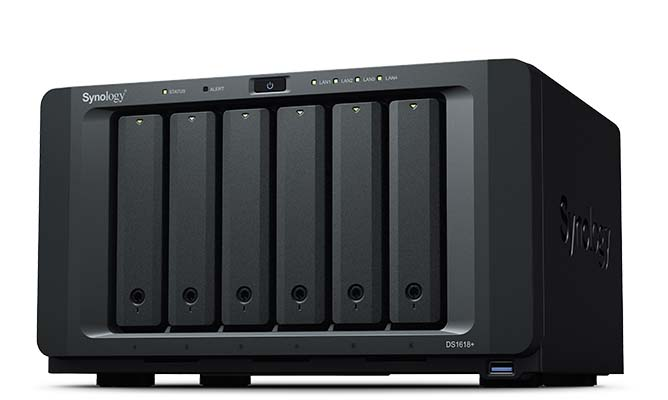 Synology presenta el DiskStation DS1618+