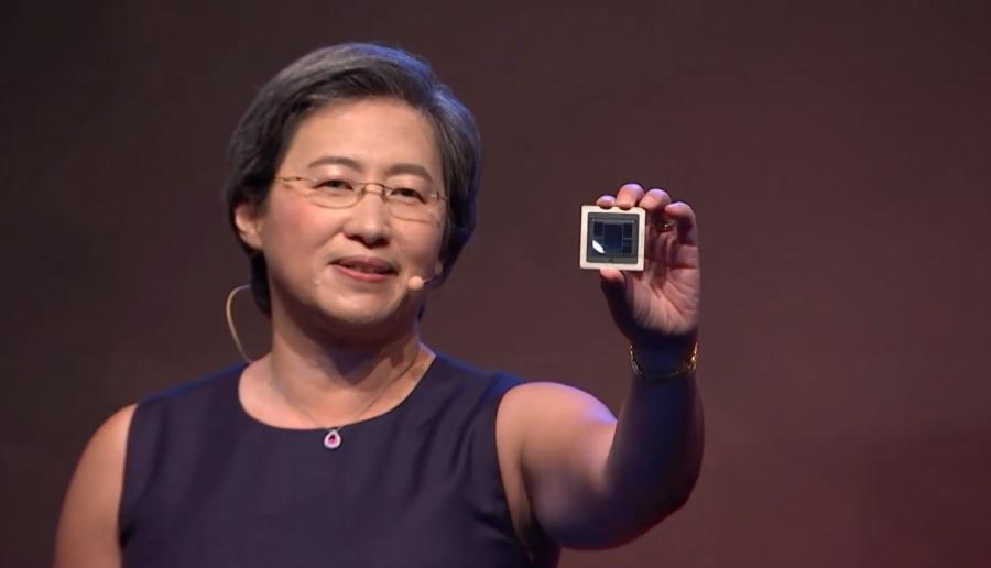 AMD 7nm anunciará sus CPUs y GPUs de 7nm en CES 2019