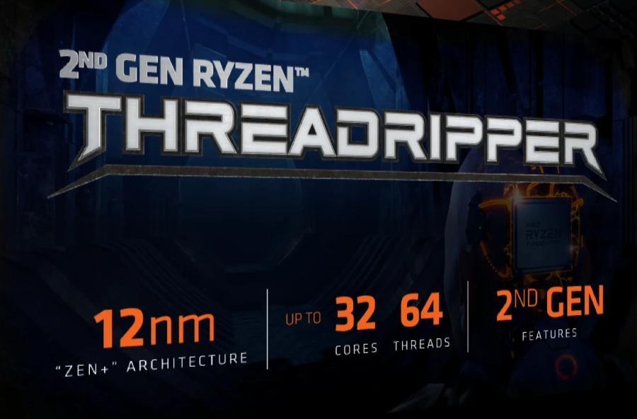 Los Ryzen Threadripper de 2ª generación ya estan diponible para reservar