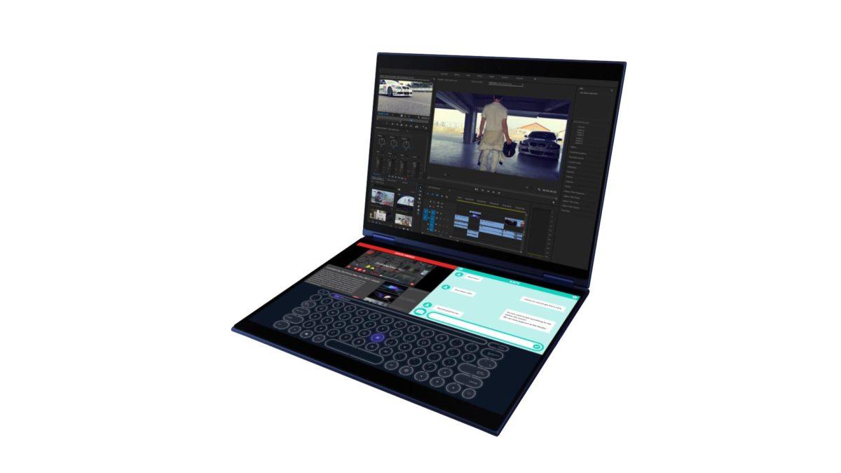 Computex 2018 – ASUS presenta sus nuevos productos y el Project Precog